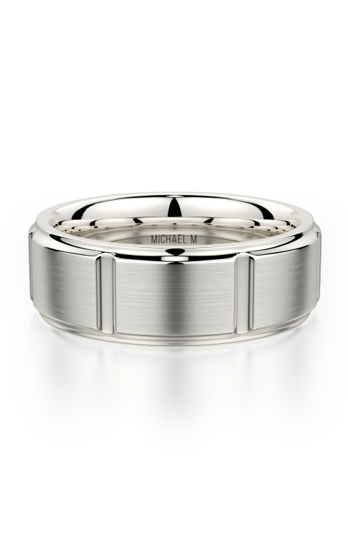 Michael M Wedding band MB-108 product image