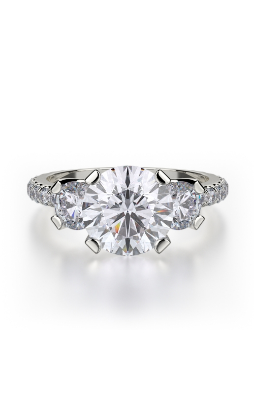 Michael M Trinity Engagement ring R422-2 product image
