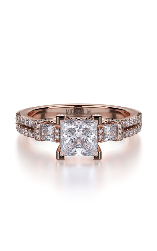 Michael M Princess Engagement ring R476-1 product image