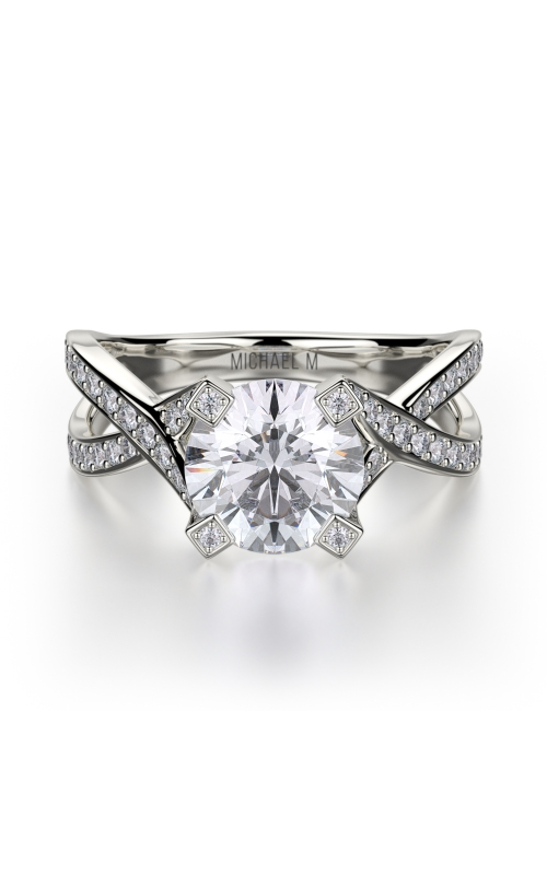 Michael M Love Engagement ring R411-1 product image
