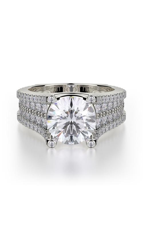 Michael M Strada Engagement ring R455-2 product image