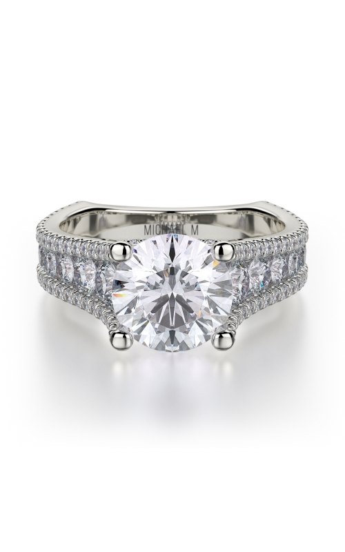 Michael M Strada Engagement ring R480-2 product image