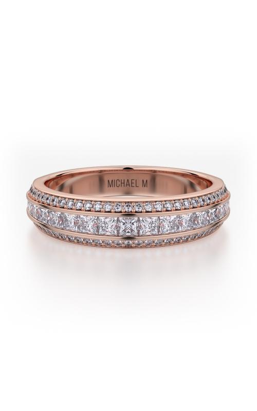 Michael M Princess Wedding band R401SB product image