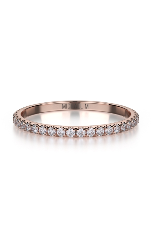 Michael M Crown Wedding band R706B product image