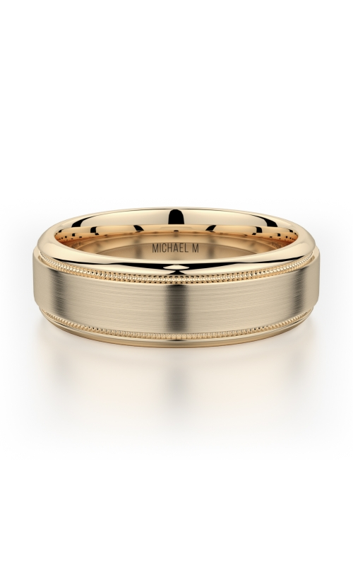 Michael M Men's Wedding Bands MB-101 product image