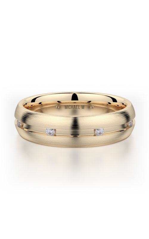 Michael M Men's Wedding Bands MB-104 product image
