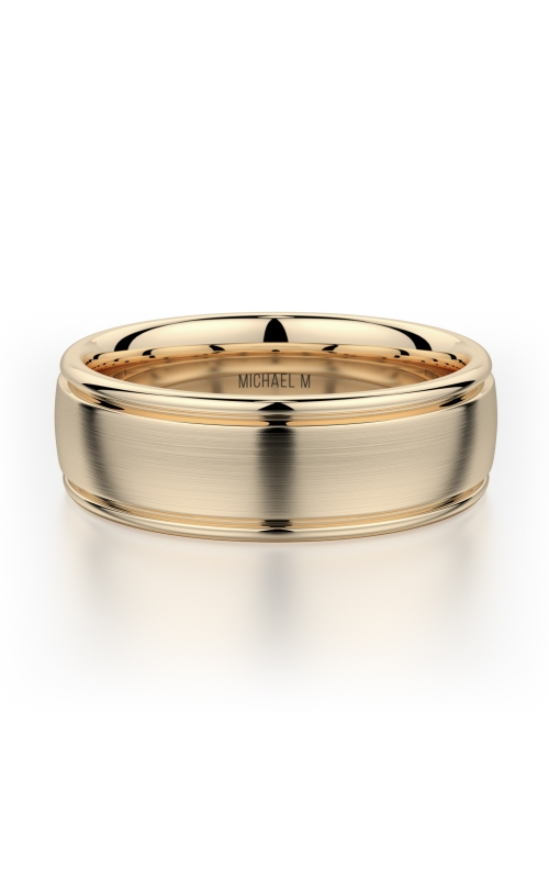 Michael M Men's Wedding Bands MB-106 product image