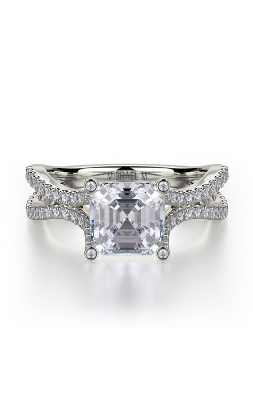 Michael M Defined Engagement ring R725-2 product image