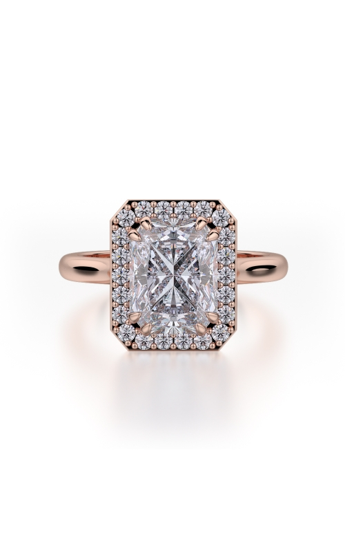 Michael M Bold Engagement ring R727-2 product image