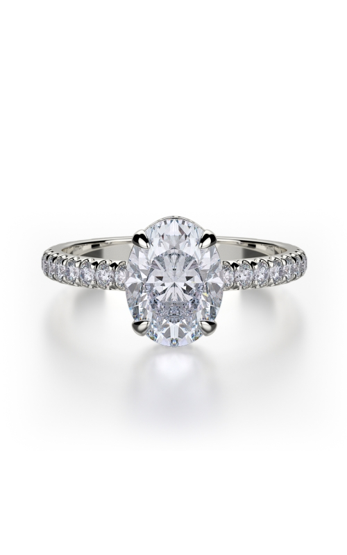 Michael M Crown Engagement ring R715-2 product image