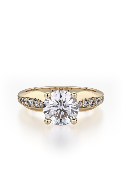 Michael M Crown Engagement ring R733-1.5 product image