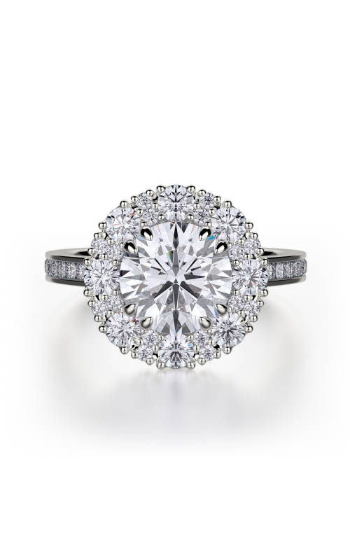 Michael M Bold Engagement Ring R741-1.5 product image