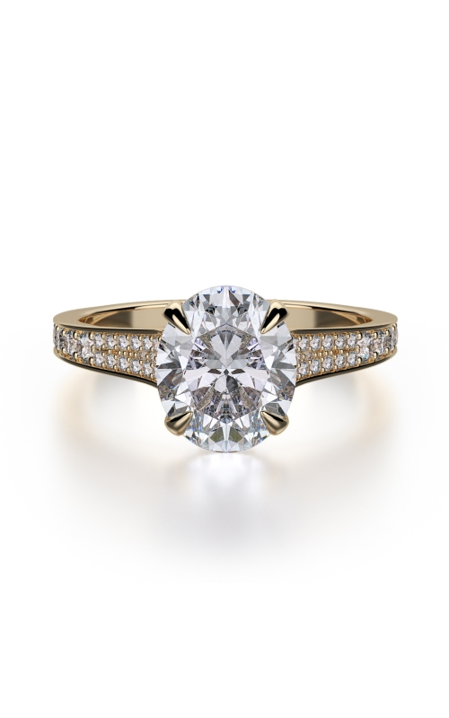 Michael M Crown Engagement ring R743-3 product image