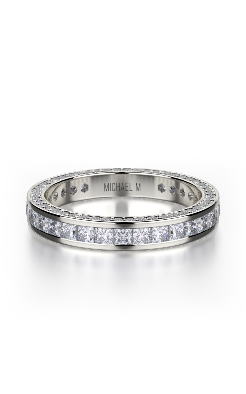 Michael M Princess Wedding band R431BF product image
