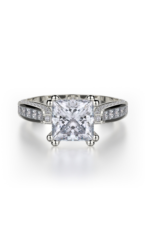 Michael M Princess Engagement ring R431-2 product image