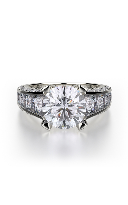 Michael M Stella Engagement ring R388-2 product image