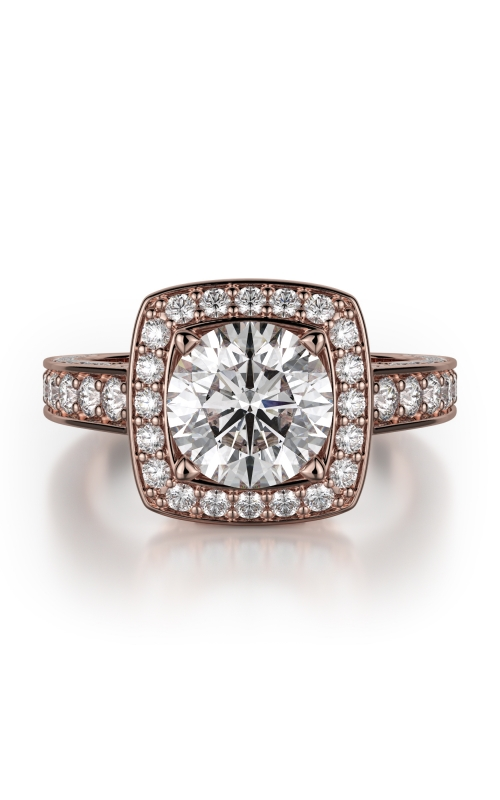 Michael M Princess Engagement ring R261-2 product image