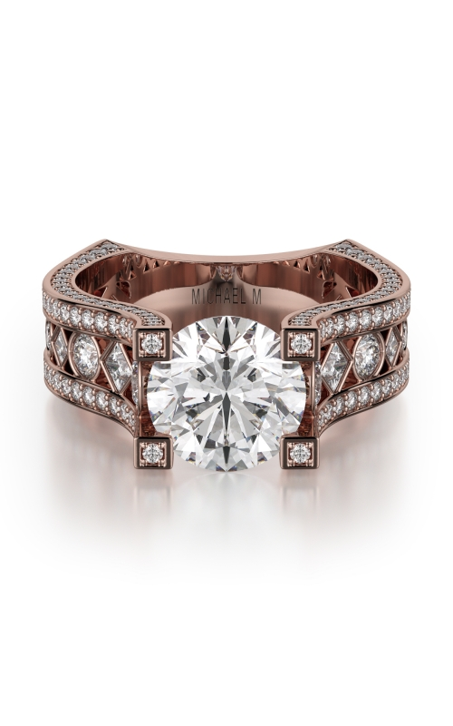 Michael M Strada Engagement ring R421-2 product image
