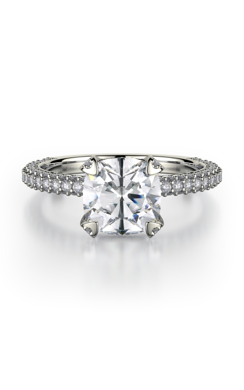 Michael M Crown Engagement ring R711-2 product image