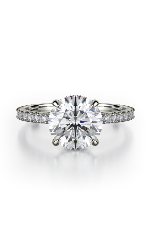 Michael M Crown Engagement ring R745-2 product image