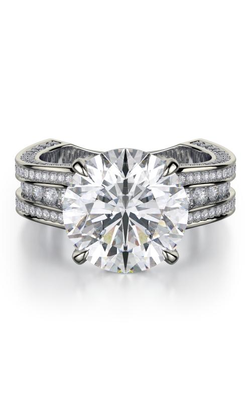 Michael M Strada Engagement ring R752-3 product image