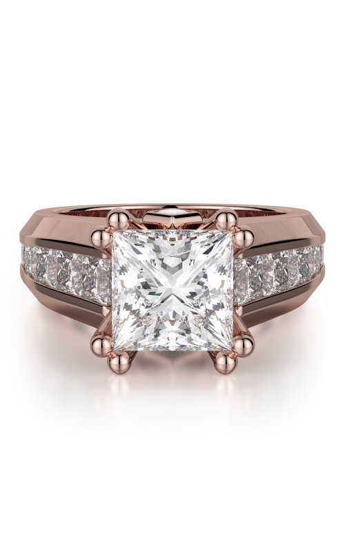 Michael M Princess Engagement ring R763-2 product image