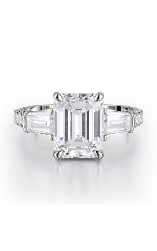 Michael M Trinity Engagement ring R765-2.5 product image