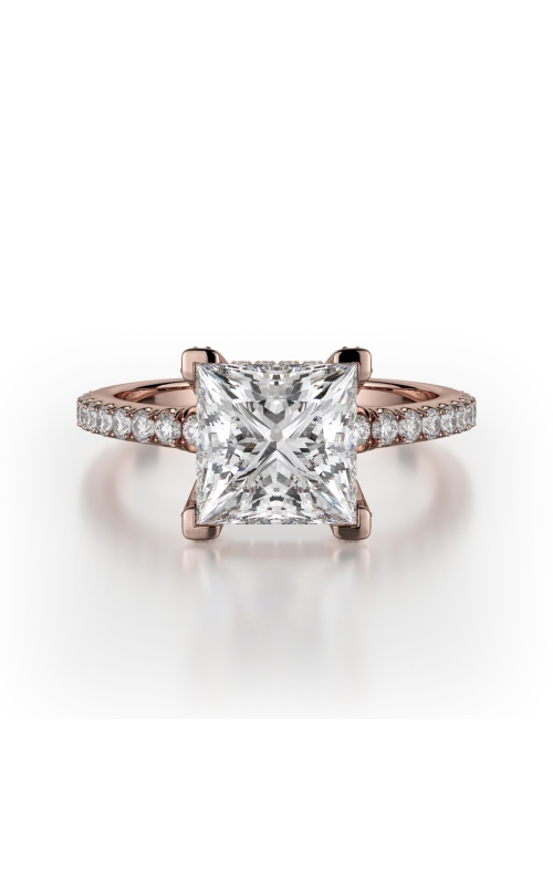 Michael M Crown Engagement ring R781-1.5 product image