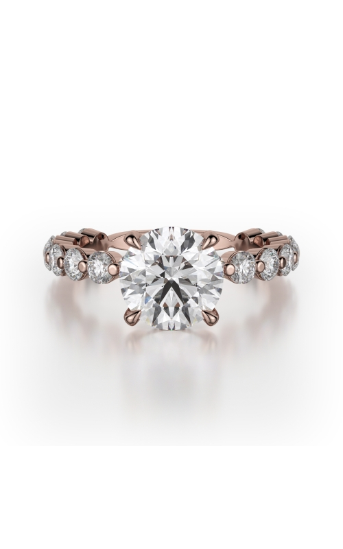 Michael M Crown Engagement ring R782-1.5 product image