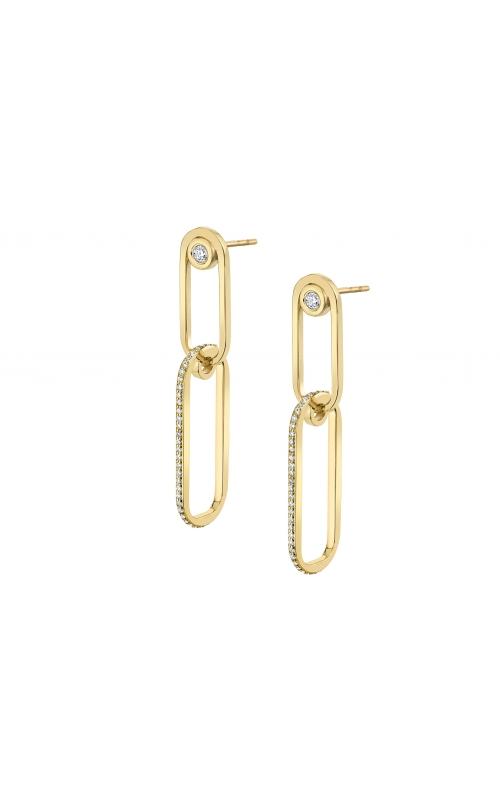 Michael M Tetra Couplet Earrings ER353 product image