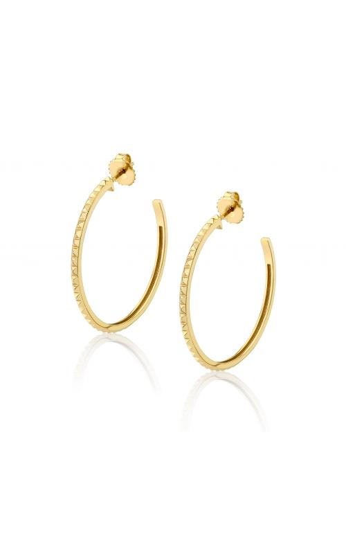 Michael M Tetra Foundation Hoop Earrings ER368 product image