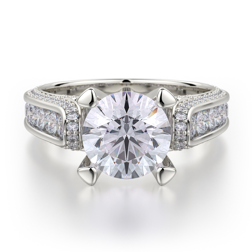 Michael M Stella Engagement ring R399-2 product image