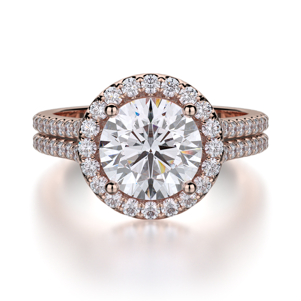 Michael M Europa Engagement ring R456-2 product image