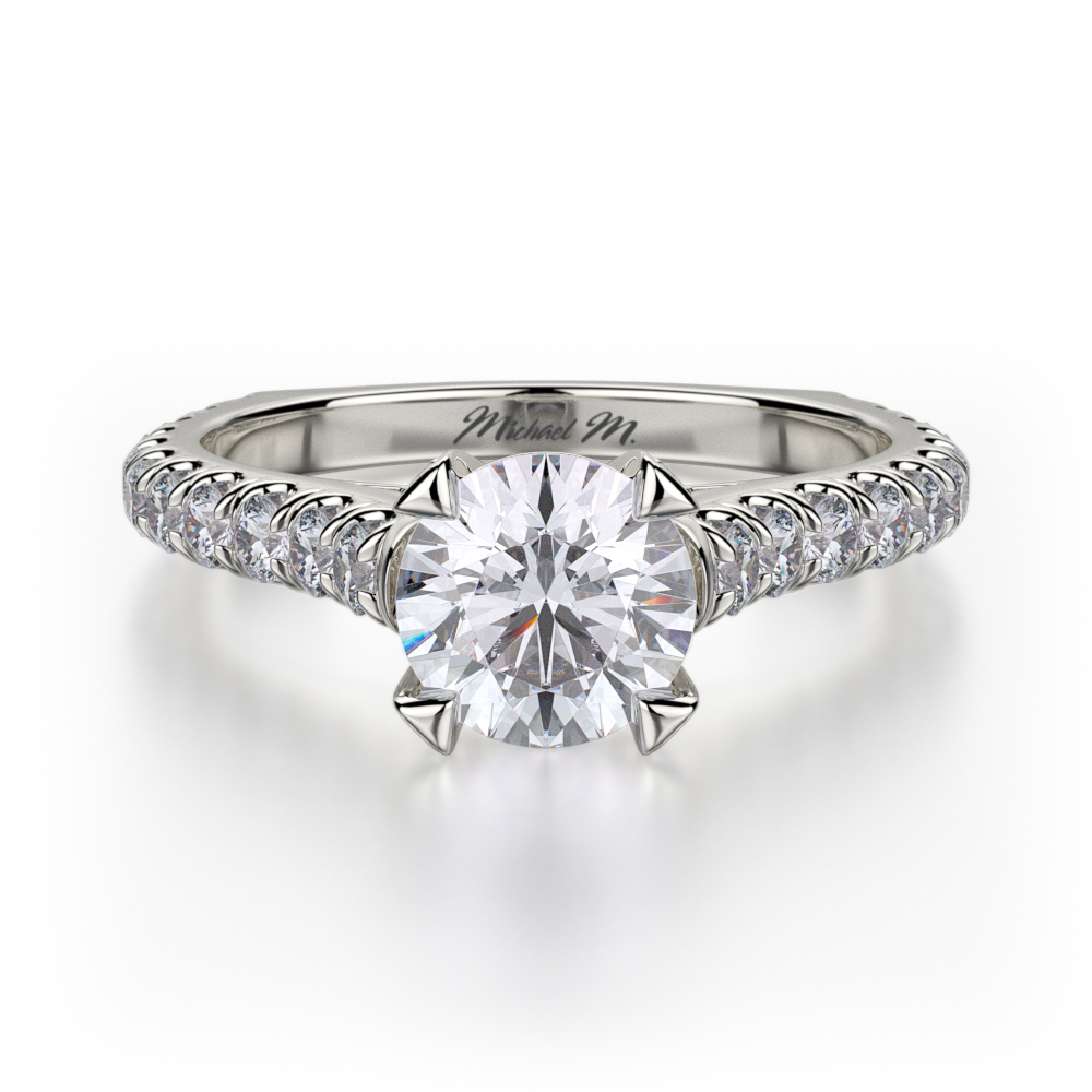 Michael M Stella Engagement RingR655S-1 product image