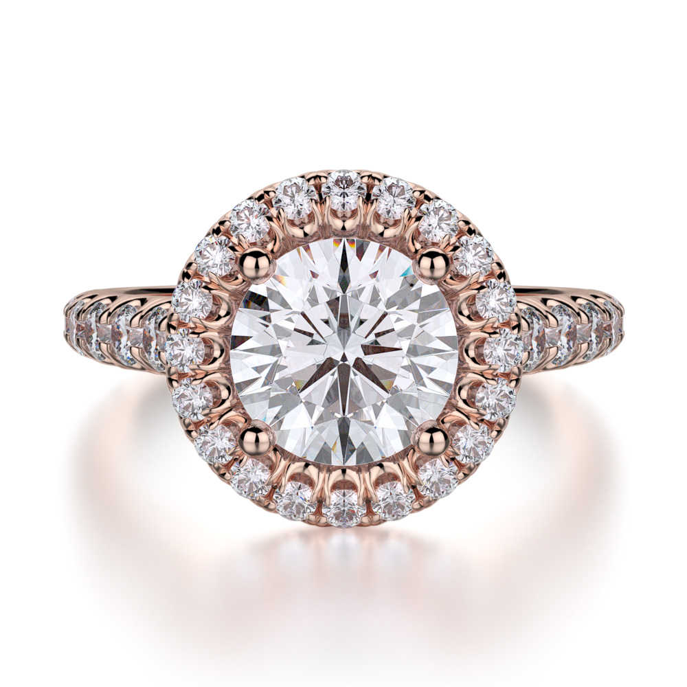 Michael M Europa Engagement ring R693-1.5 product image