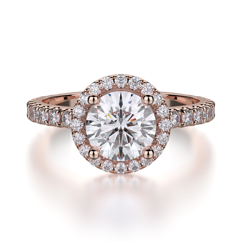 Michael M Europa Engagement ring R320S-1 product image