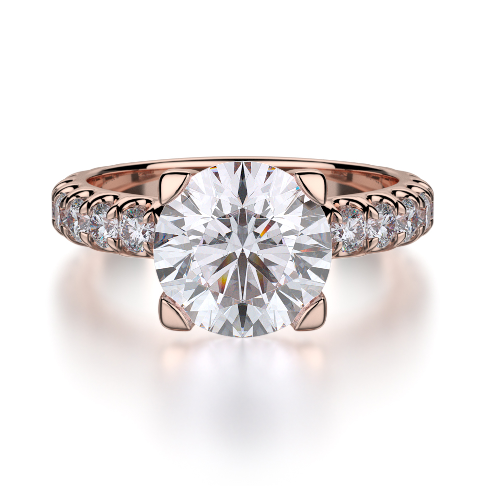 Michael M Europa Engagement ring R371L-3 product image