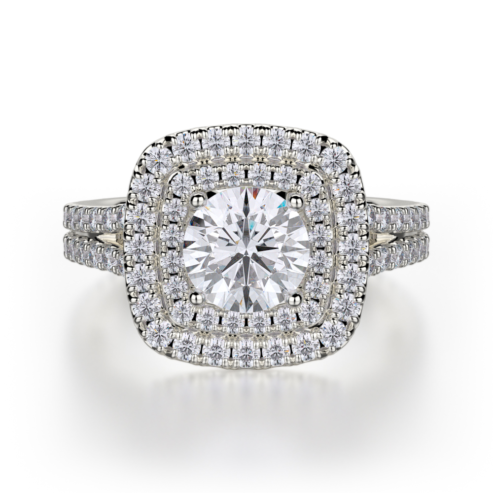Michael M Europa Engagement ring R661-1 product image
