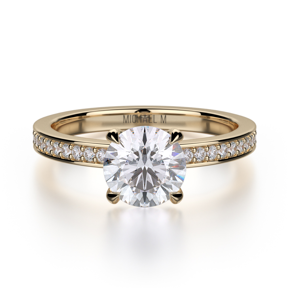 Michael M Bold Engagement ring R726-1 product image