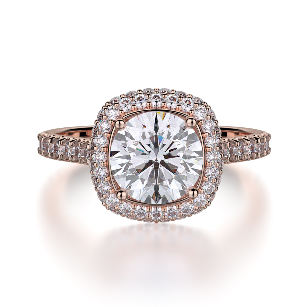 Michael M Defined Engagement ring R737-2 product image