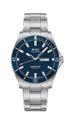 Mido Commander Watch M026.430.11.041.00 product image