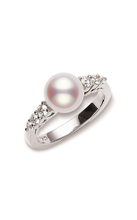 Mikimoto Fashion Rings PRA 538D W