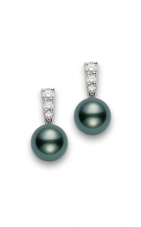 Mikimoto Earrings PEA 643BD W
