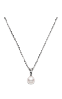 Mikimoto Necklaces PPA 403D W