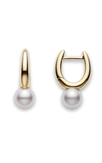 Mikimoto Earrings PEA 946 K