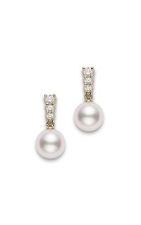 Mikimoto Earrings PEA642DK