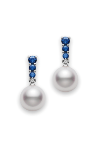 Mikimoto Earrings PEA642SW