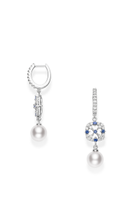 Mikimoto Earrings MEA10174AZXW