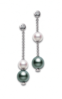 Mikimoto Earrings PEL644ABDW