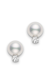 Mikimoto Earrings PES1102NDW